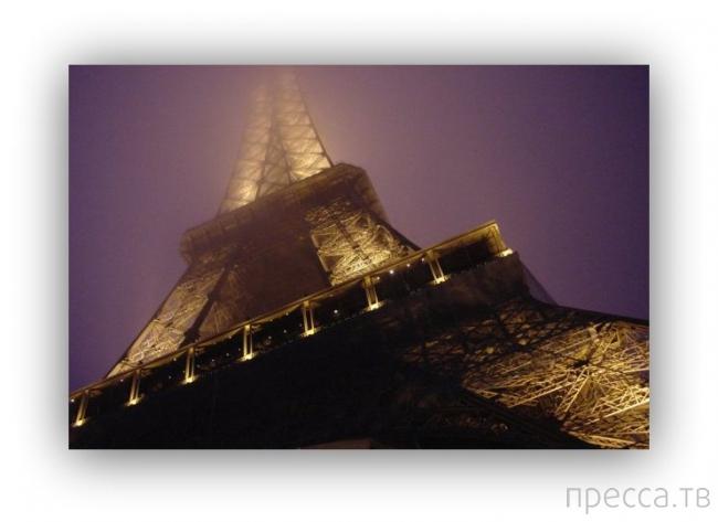 Что не стоит делать в Париже...
