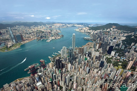 Интересные факты о Гонконге глазами россиянина (12 фото)