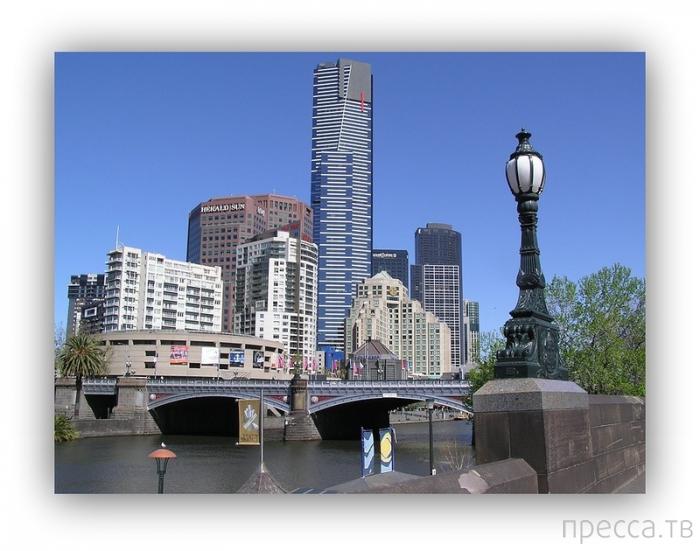 Чего не стоит делать в Мельбурне...