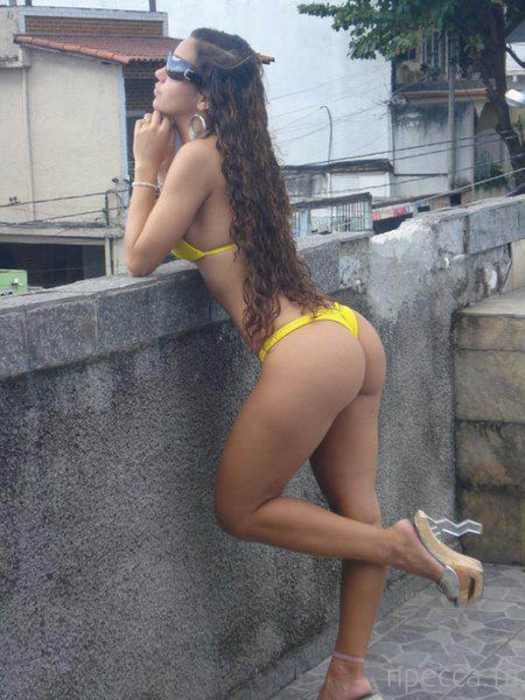 Бразильские красавицы (34 фото)