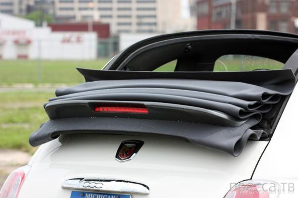 Fiat 500 Abarth Cabrio - новинка 2013 (21 фото)