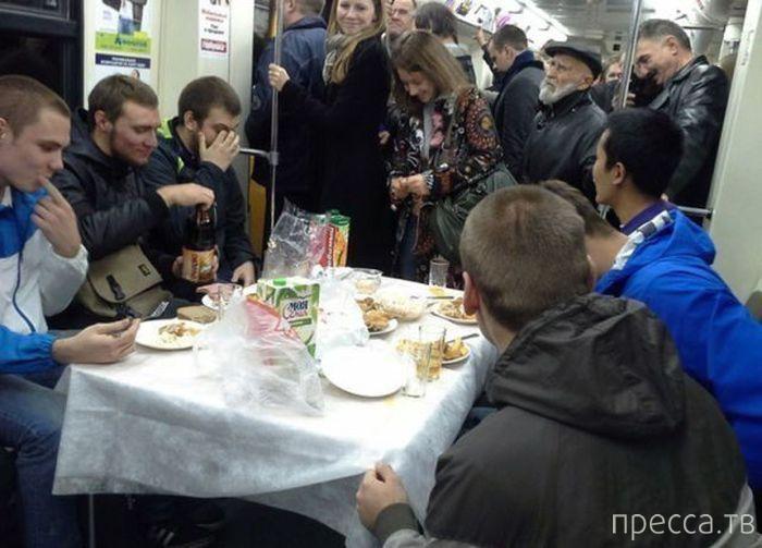 Тем временем в России - прикольные фотографии (51 фото)