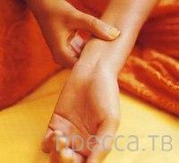 Самочувствие и точечный массаж...
