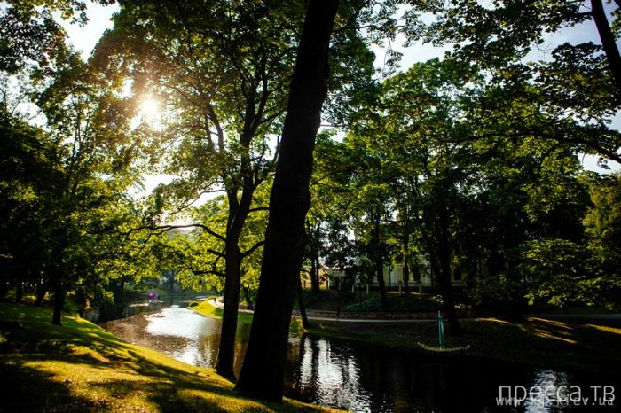 Латвия. Рига. Прогулки по городу (14 фото)