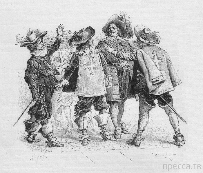О настоящем авторе «Д'Артаньян и три мушкетёра» – Огюсте Маке, и его соперничестве с Дюма-отцом (5 фото)