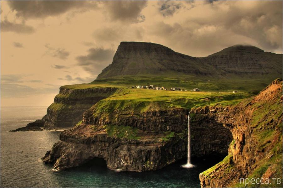 Сказочно красивые деревни (12 фото)