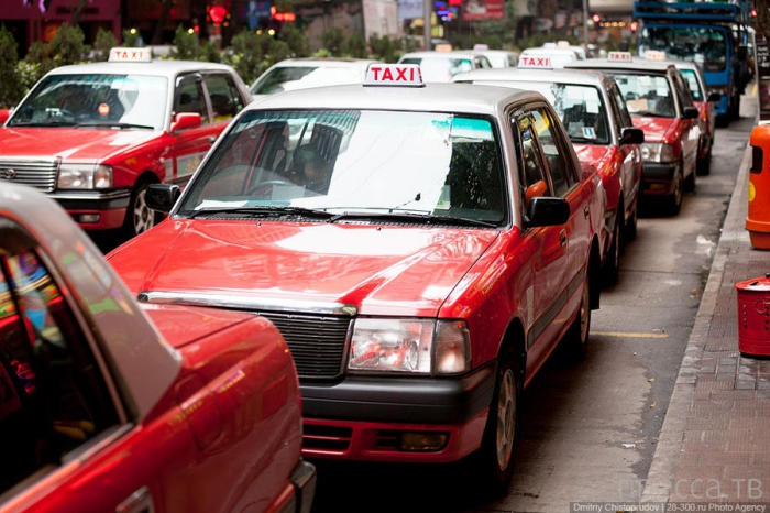 Гонконг. Лучшее такси в мире (14 фото)