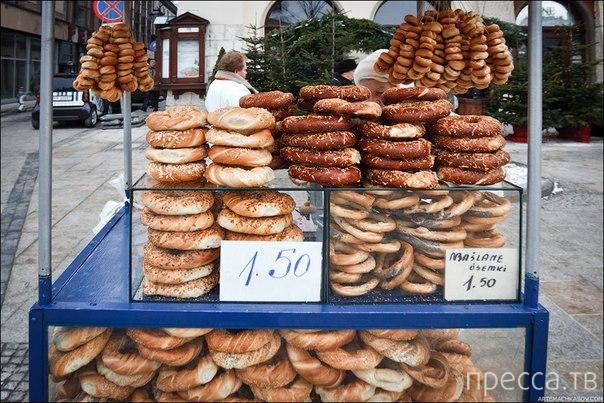 Самая дорогая еда в Европе (3 фото)