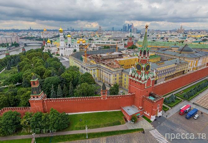 состояние и сохранность московского кремля термобелья Следует