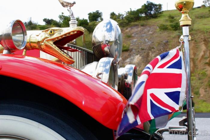 Rolls-Royce — охотник на тигров (17 фото)