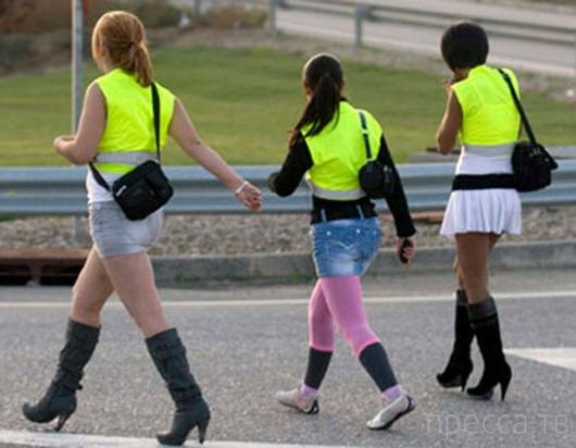 проститутки в севилье