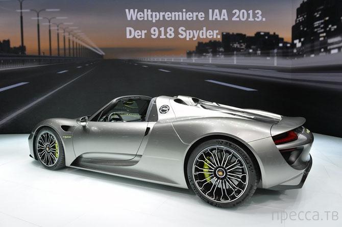 Автосалон во Франкфурте 2013: красота и скорость (41 фото)