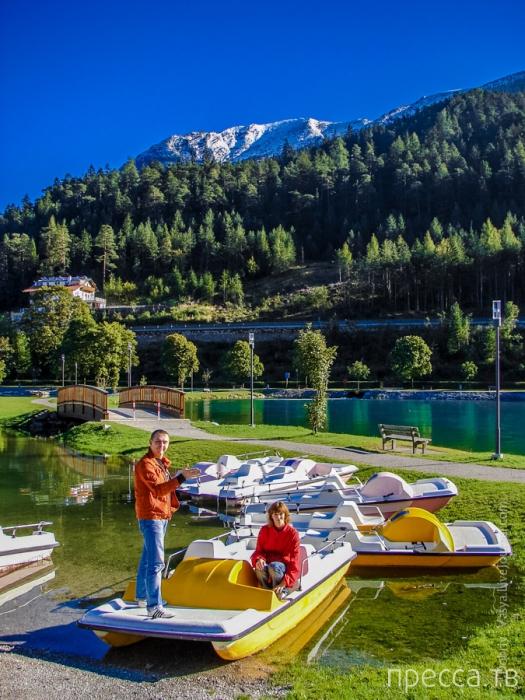 Ахенкирх, или австрийский рай в Альпах (25 фото)