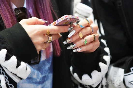 Неделя моды в Нью Йорке (20 фото)