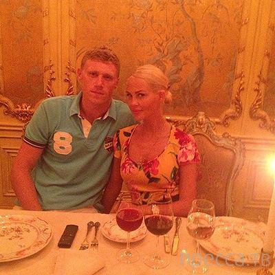 Нападающий «Рединга» Павел Погребняк снимется в реалити-шоу про богатых русских (11 фото)