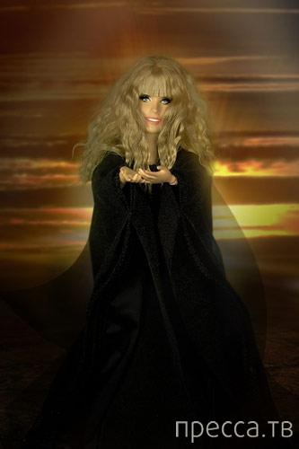 Алла Пугачева стала прототипом серии кукол Barbie (16 фото)