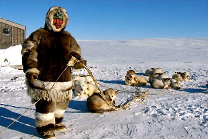 Загадочный народ - эскимосы (11 фото)