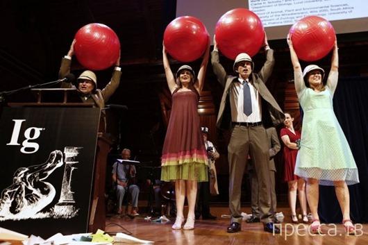 Шнобелевская премия 2013 и ее лауреаты (9 фото)