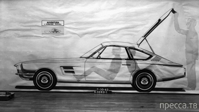 Из архивов - необычные концепции Ford Mustang (18 фото)