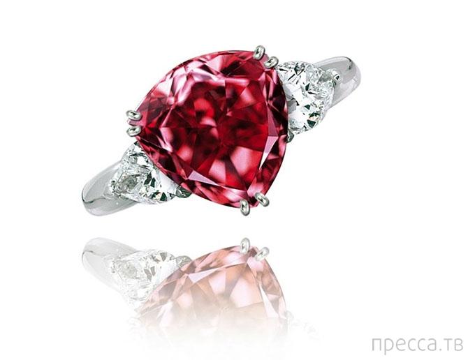 Топ 10: Самые дорогие и известные драгоценные камни (10 фото)