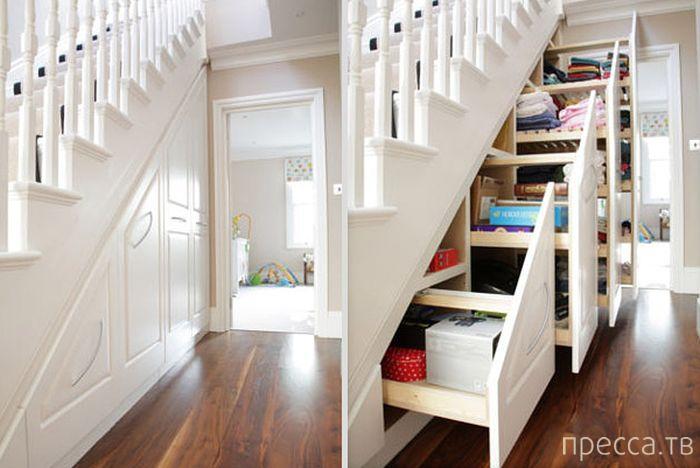 Креативные дизайнерские решения для вашего дома или квартиры (43 фото)
