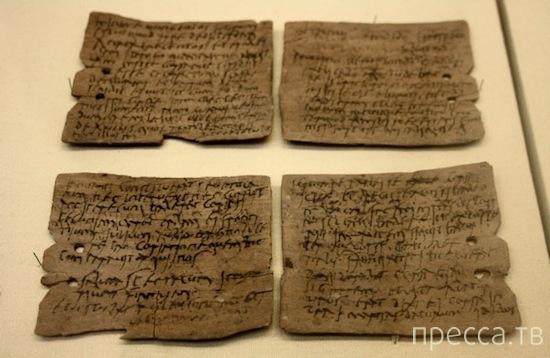Топ-10: Самые невероятные археологические открытия (10 фото)