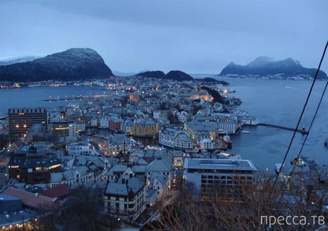Норвегия глазами россиянина...