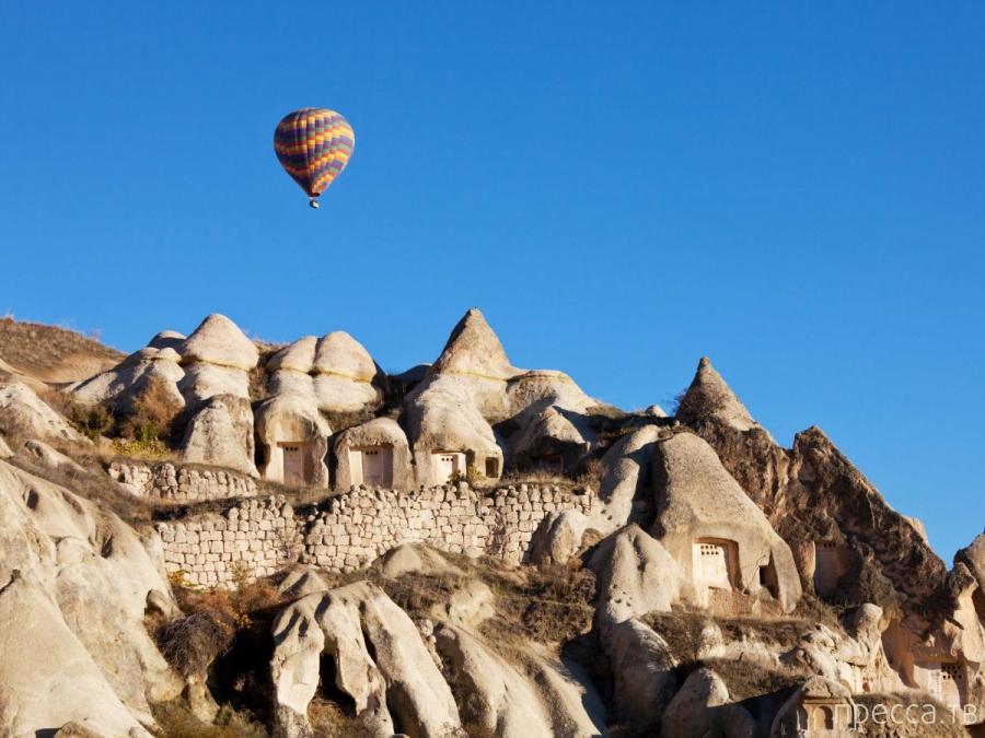 Топ 18: Самые сюрреалистичные места на Земле (18 фото)