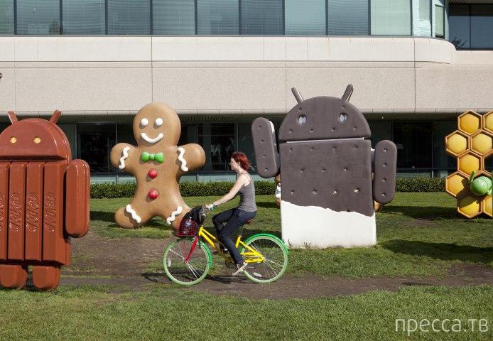 Топ 10: Вещи о Google, которые ты не знал...