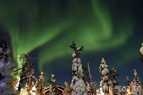 Топ 6: Места, где можно наблюдать северное сияние (6 фото)
