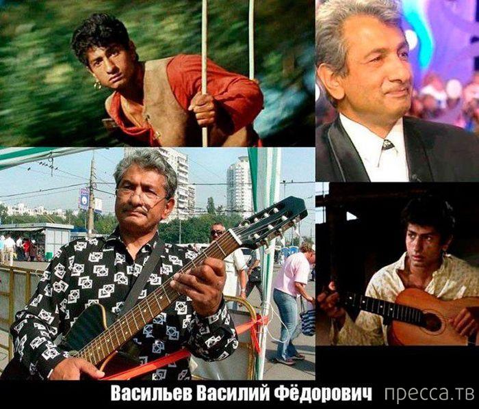 Как изменились актеры из советских фильмов нашего детства (14 фото)