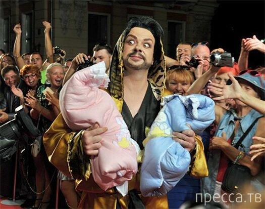 Откуда берутся дети у знаменитостей? (6 фото)