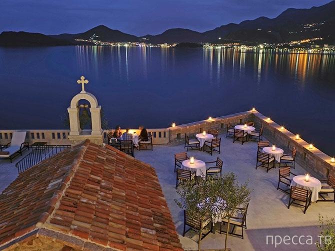 Топ 13: Самые экзотические отели в мире (13 фото)