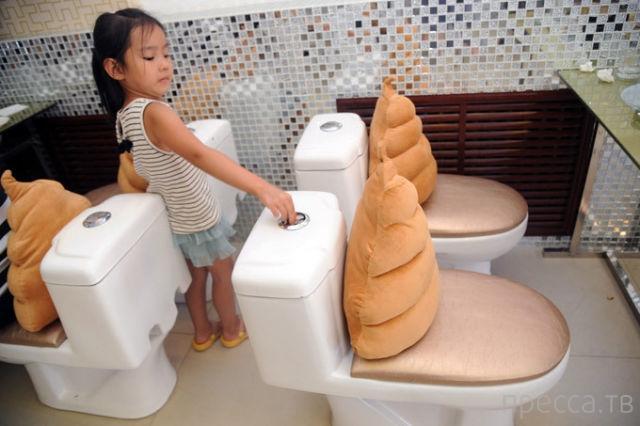 Как сделать так чтобы младенец сходил в туалет