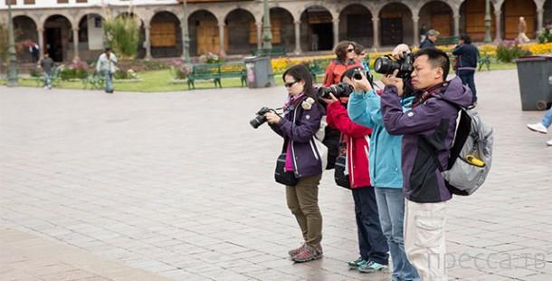 Странные советы туристам от китайского правительства (25 фото)