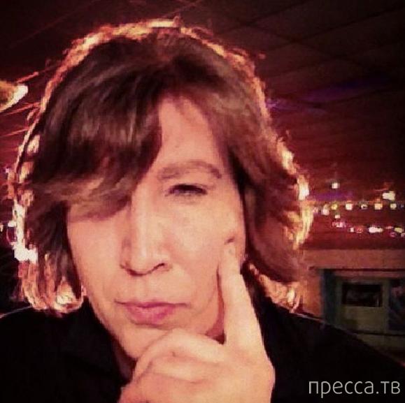 Мэрилин Мэнсон без грима и макияжа (4 фото)