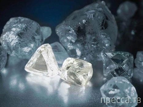 Топ 5: Самые интересные факты об алмазах...