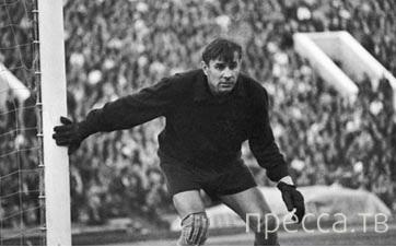 Известный советский футболист - Лев Яшин (6 фото + 2 видео)