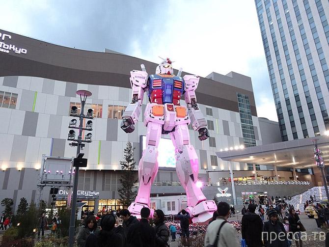 25 причин побывать в Японии (25 фото)