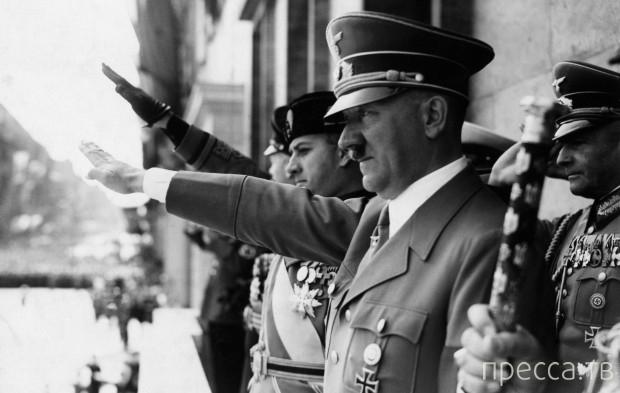 Про продолжение рода Гитлера ... (3 фото)