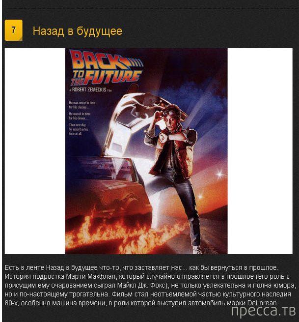 Самые интересные фильмы 80-х годов (10 фото)
