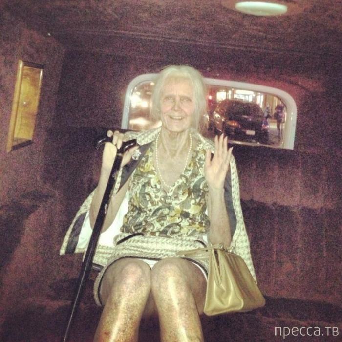 Хайди Клум шокировала общественность костюмом на Хэллоуин (8 фото)