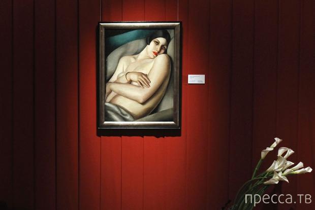 Топ 10: Самые дороги произведения искусства, созданные женщинами (10 фото)