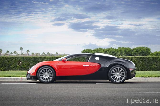 Топ 10: Самые дорогие в использовании средства передвижения (10 фото)