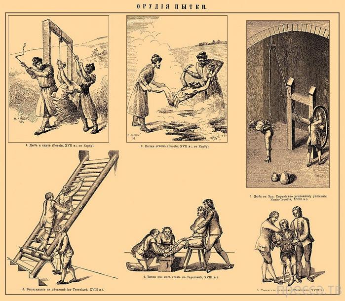 Убийственные факты о профессии палача (7 фото)