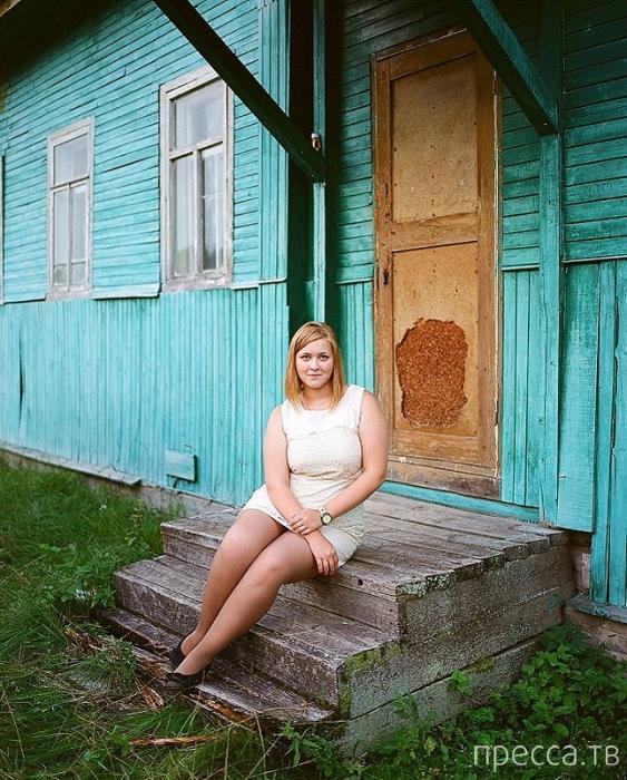 Домашнее фото украинок