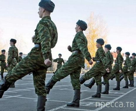 Отмаз от армии...