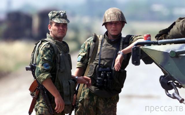 Исповедь американского солдата...