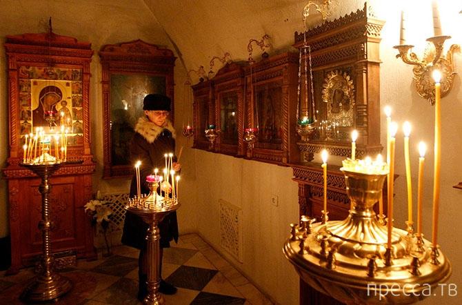 Как встречали Рождество православные христиане в разных уголках земного шара (19 фото)