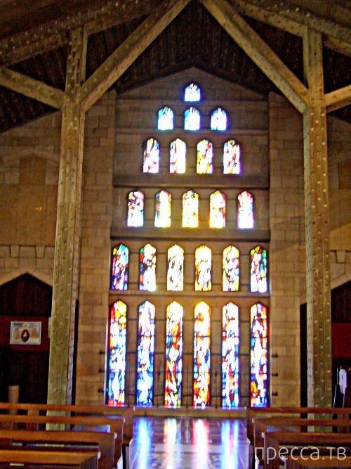 Израиль. Назарет - церковь Благовещения (13 фото)
